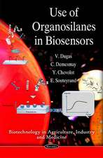 Use of Organosilanes in Biosensors