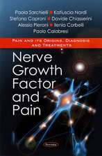 Nerve Growth Factor and Pain