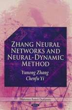 Zhang Neural Networks & Neural-Dynamic Method