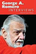 George A. Romero:  Interviews