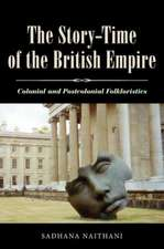 The Story-Time of the British Empire:  Colonial and Postcolonial Folkloristics