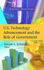 U.S. Technology Advancement and the Role of Government