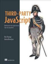 Third-Party JavaScript:  Principles and Best Practices of Scalable Realtime Data Systems