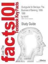 Studyguide for Barclays