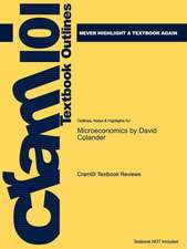 Studyguide for Microeconomics - Homework Manager Edition by Colander, David, ISBN 9780077258382