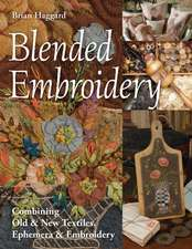 Blended Embroidery