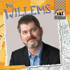 Mo Willems:  Famous Entertainer