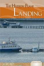 Hudson Plane Landing