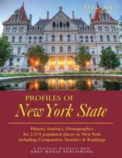 Profiles of New York, 2016/17:  Print Purchase Includes 2 Years Free Online Access