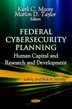 Federal Cybersecurity Planning