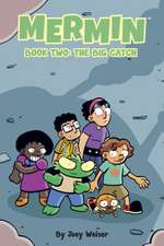 Mermin Book Two: The Big Catch Softcover Edition