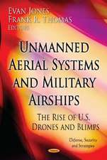 Unmanned Aerial Systems & Military Airships: The Rise of U.S. Drones & Blimps