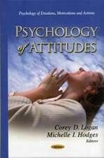 Psychology of Attitudes