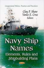 Navy Ship Names