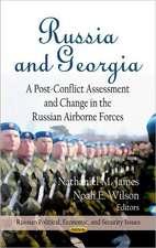 Russia & Georgia