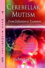 Cerebellar Mutism