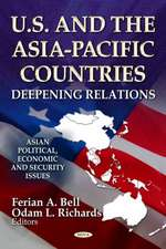 U.S. and the Asia-Pacific Countries