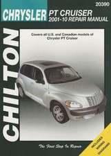 Chilton's Chrysler PT Cruiser 2001-10 Repair Manual