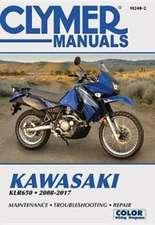 Kawasaki KLR650 Clymer Motorcycle Repair Manual