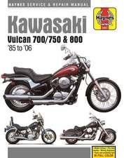 Kawasaki Vulcan 700/750/800 1985-2006