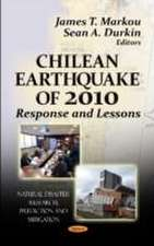Chilean Earthquake of 2010