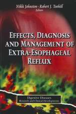 Effects, Diagnosis & Management of Extra-Esophageal Reflux