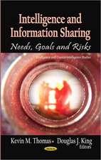 Intelligence & Information Sharing