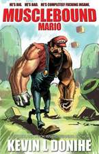 Musclebound Mario