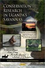 Conservation Research in Uganda's Savannas