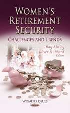 Women's Retirement Security