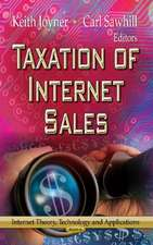 Taxation of Internet Sales