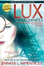 Consequences: Opal & Origin: Lux vol 3-4