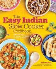 Easy Indian Slow Cooker Cookbook