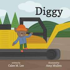 Diggy:  An Illustrated Guide to the Women Who Explored the World
