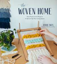 Handmade Woven Home Décor: 20 Frame Loom Projects to Spruce Up Your Living Space