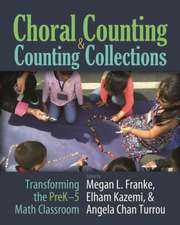 Franke, M:  Choral Counting & Counting Collections