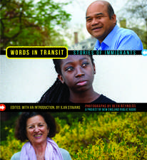 Words in Transit:  Stories of Immigrants