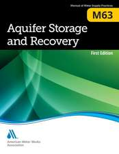 Aquifer Storage and Recovery (M63)