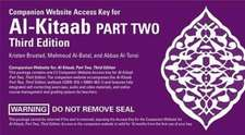 Companion Website Access Key for Al-Kitaab Part Two