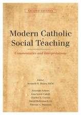 2ED MODERN CATHOLIC SOCIAL TEACHING