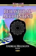 Behavioral Accounting