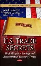 U.S. Trade Secrets