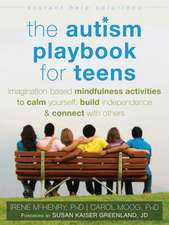 The Autism Playbook for Teens:  Imagination-Based Mindfulness Activities to Calm Yourself, Build Independence & Connect with Others