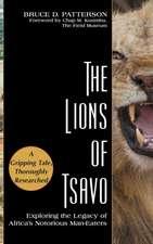 LIONS OF TSAVO R/E