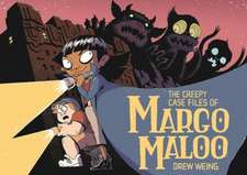 The Creepy Case Files of Margo Maloo:  The Games People Play