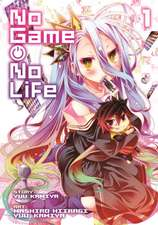 No Game, No Life Vol. 1 (Manga Edition):  I Don't Have Many Friends, Volume 9