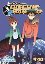 Lucifer and the Biscuit Hammer Vol. 9-10:  I Don't Have Many Friends, Volume 12