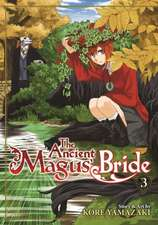 The Ancient Magus' Bride Vol. 3:  I Don't Have Many Friends, Volume 13