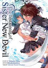 The Testament of Sister New Devil, Volume 2:  The Complete Collection 2