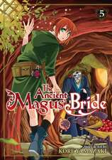 The Ancient Magus' Bride Vol. 5:  Riddle Story of Devil Vol. 4